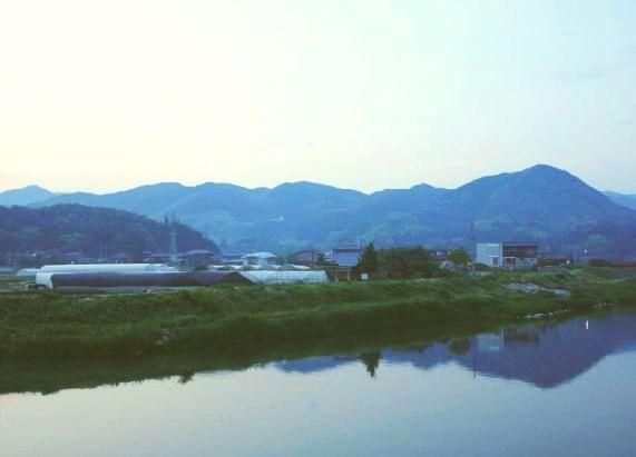 養殖場の風景